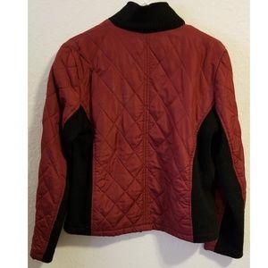 NFL Jackets & Coats - RARE 49ers zip up jacket (Maroon color)